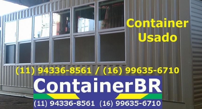 Container usado, Container barato, Container reciclado